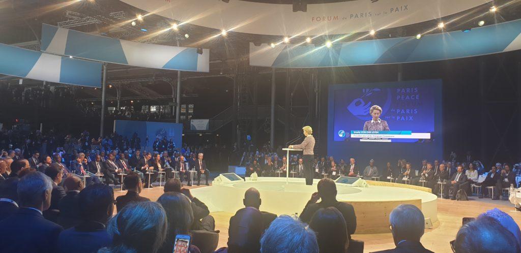 Opening remarks by designated EU Commission President Ursula von der Leyen